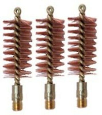 Pro-Shot Shtgn. Bore Cleaning Brush 28 Gauge Pack of 3  # 28S New!
