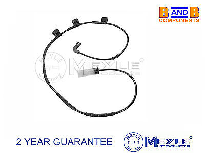 Bmw Mini R56 One D Cooper Works Rear Brake Pad Sensor Meyle C870