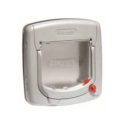 Staywell 340SGIFD - Chatière Manuelle 4 Positions - Gris