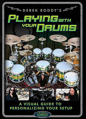 Derek Roddy's Playing with Your Drums DVD