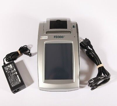 First Data FD300Ti IP/Dial Credit Card Terminal