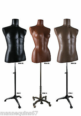 Mannequin Torso Simili Cuir Homme Ou Femme Decoration Design