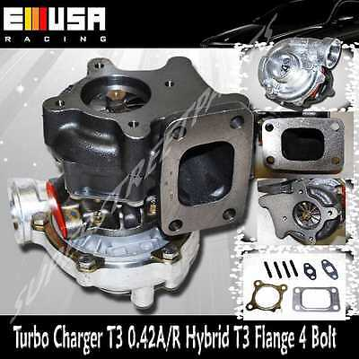 Universal T3 TURBO CHARGER 45 trim STAGE III HONDA ACURA VOLVO AUDI JETTA GOlF