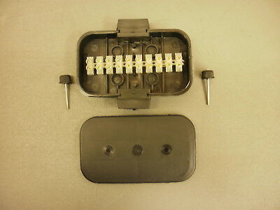 10 Way Electrical Junction Box 12 / 24Volt
