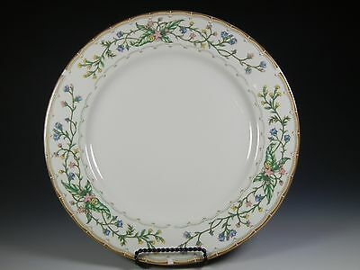 Farberware Fine China WELLESLEY 486 Katherine Babanowsky Rimmed Soup Bowls 9 1/8