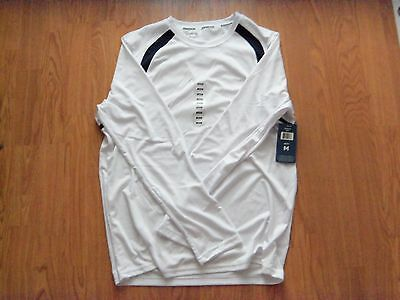 New With Tags Reebok Men's Long Sleeve Shirts