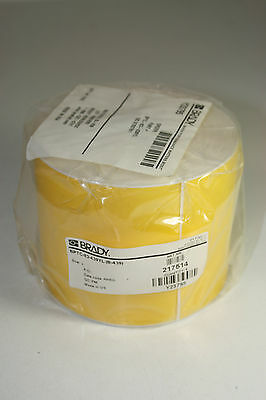 BRADY BPTC-83-439-YL Thermal Transfer Printable Labels / Etiquettes imprimante