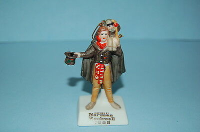 Norman Rockwell Ornament 1998 Tiny Tim