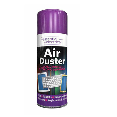 New Compressed Air Duster  / Cleaner Spray Can 200ml