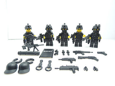 how to make a lego gun for minifigures