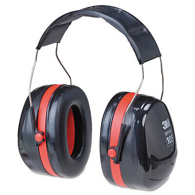 3M H10A Peltor Optime 105 Over-the-Head Earmuffs **Free US Shipping**
