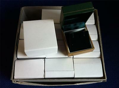 Wholesale Joblot 12 x Earring Boxes