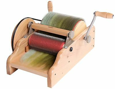 Ashford Drum Carder Fine WIITH PACKER BRUSH ADCF