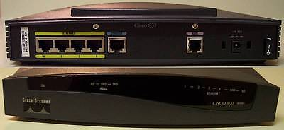 Cisco 837 Router
