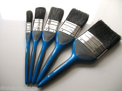 "Harris Decorating No Loss Paint Brushes 0.5 "" 1"" 1.5"" 2"" 3""  Gloss / Emulsion"