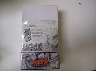 NARUTO ETERNAL RIVALRY BOOSTER BLISTER BOX (12 PACKS)