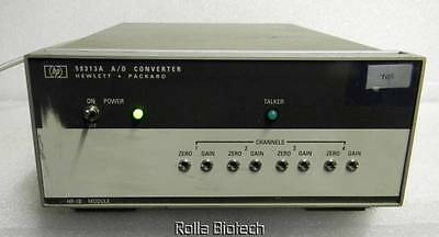 Hewlett Packard 59313A  A/D Converter HP-1B Module With Option 099 59313