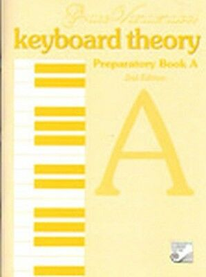 Keyboard Theory Preparatory Book A 2nd edition Grace Vandendool