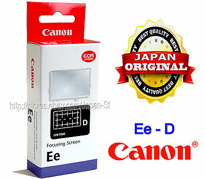 Japan Made Canon Ee-D Grid-type Focusing Screen for Canon EOS 5D Digital Camera