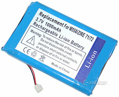 Replacement Battery for Palm One Zire 31 71 72 Tungsten T1 T2 T3 M550 HNN9008