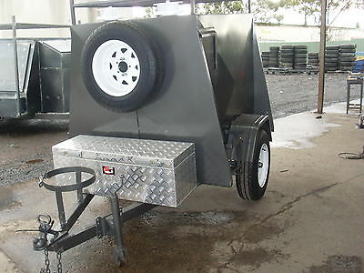 5x3x6'' Dog Trailer ( made to order only )