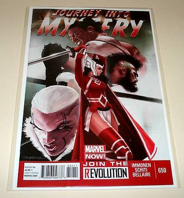 JOURNEY INTO MYSTERY # 650  Marvel Comic  May 2013  NM