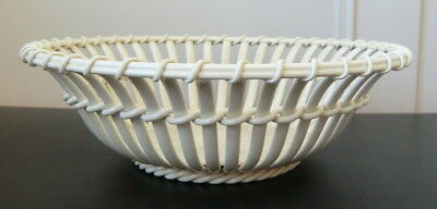 19th Century WEDGWOOD creamware Basket