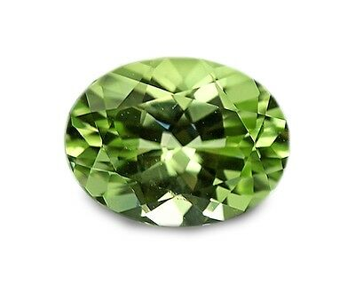 1.62 Carats Natural Diopside Loose Gemstone - Oval