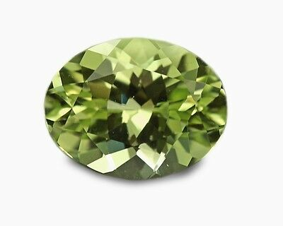 2.29 Carats Natural Diopside Loose Gemstone - Oval
