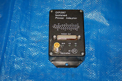 Devicenet Dip297 Isolated Power Adapter