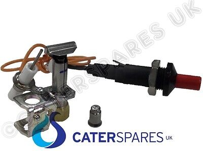 Genuine Hobart Gas Chargrill Pilot And Piezo Ignition Kit Assembly Set