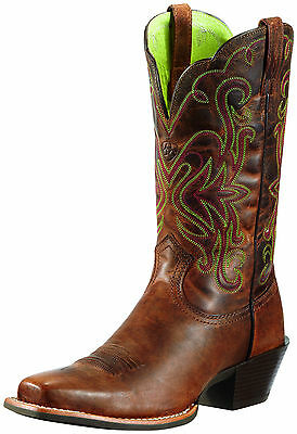 ARIAT - Ladies Legend Boots - Sassy Brown - ( 10010169 ) - New In Box