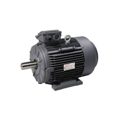 1.5KW PREMIUM ELECTRIC MOTOR 3 PHASE 2800 RPM 2 POLE 2 HP Horse Power NEW