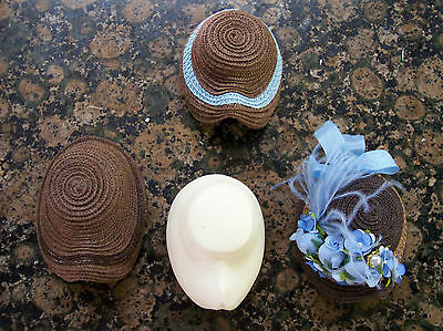CL7 RESIN GINNY DOLL HAT FORM MOLD HEAD SIZE 5 1//2 TO 6