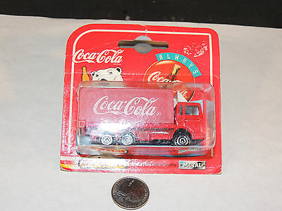 1997 Coca-Cola Truck Delivery Vehicle in original Package 200 series (4260)
