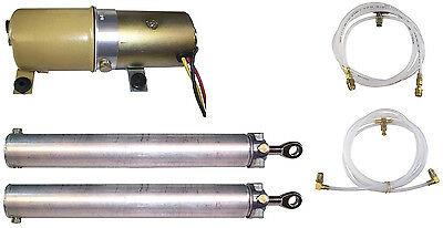 1964-1965 Ford Falcon Futura Sprint convertible top pump motor, cylinders, hoses