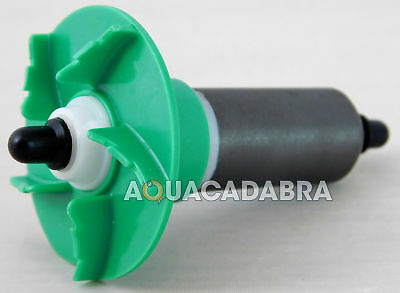 Hozelock Titan 3000 Pond Pump 1461T  Spare Impeller With Shaft And Bushings
