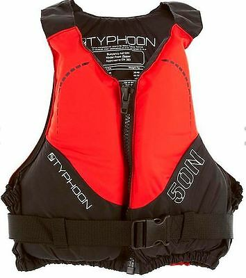TYPHOON DART 50N BUOYANCY AID Canoe Kayak Paddle Dinghy Sailing Jacket PFD Vest