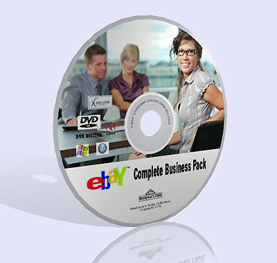 eBay Business Complete Pack - Videos, Guidebooks, Software, Tips and More! DVD