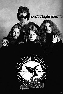"BLACK SABBATH MUSIC POSTER #5 23""x34"""