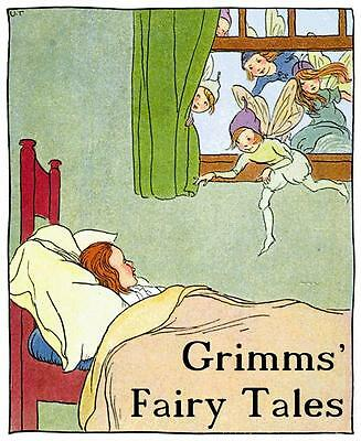"""""""Grimms' Fairy Tales""""  Audio Edition + PLUS Text on disk"""
