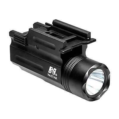 NcSTAR Tactical Green Laser & Flashlight Combo w/Quick Release Mount AQPTFLG