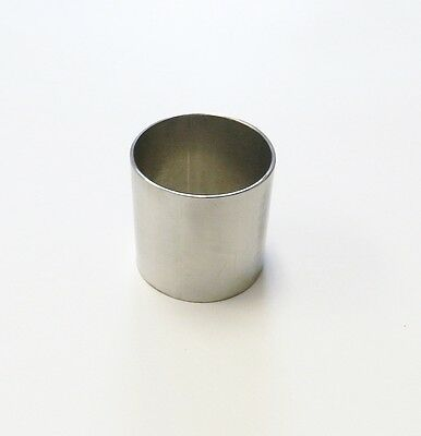 """DENTAL CASTING RING CASTING FLASK JEWELRY & DENTAL LABORATORY 2""""x2"""" STAINLESS"""