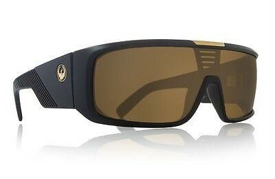 Dragon Orbit 720 2044 Rasta & Matte Black With Bronze Shield Sunglasses