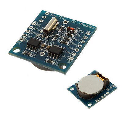 Arduino I2C RTC DS1307 AT24C32 Real Time Clock Module For AVR ARM PIC SMD #453