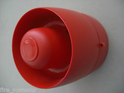 £24 Apollo XP95 Addressable Red Open Area Sounder BF330CADR