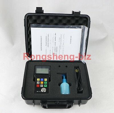 NEW UM-1D Through Coating Ultrasonic Thickness Gauge Meter Tester same as DM5