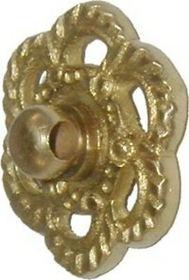 Colonial Revival Backplate with Eyebolt   B0464