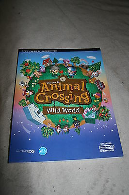 Lösungsbuch Animal Crossing Wild World