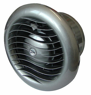 """Extractor fan high temperature for sauna, 4""""/100 mm"""